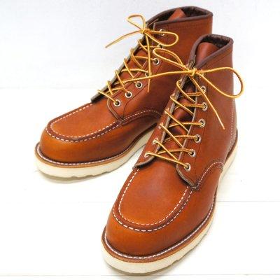 画像1: RED WING(レッドウィング)Style No.875 Moc-toe(モックトゥ)