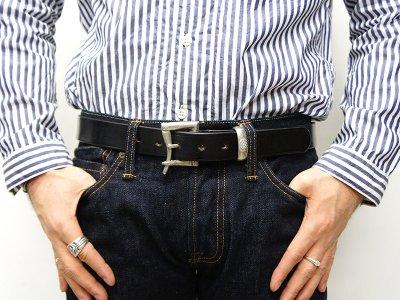 画像5: Martin Faizey(マーティンフェイジー)1.25inch Quick Release Belt(クイックリリース ベルト)/Black(ブラック)