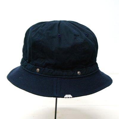 画像2: DECHO(デコー)Kome Hat(コメハット)Chino/Navy(ネイビー)