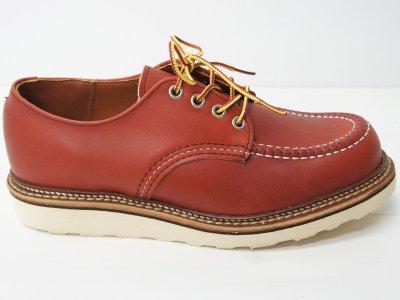 画像3: RED WING(レッドウィング)Style No.8103 Work Oxford Moc-toe(ワークオックスフォード・モックトゥ)
