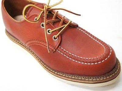 画像4: RED WING(レッドウィング)Style No.8103 Work Oxford Moc-toe(ワークオックスフォード・モックトゥ)