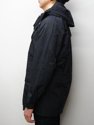 画像2: SIERRA DESIGNS(シェラデザイン)Mountain Parka(マウンテンパーカー)/Black×Black(ブラック×ブラック)