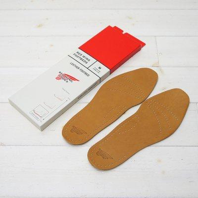 画像1: RED WING(レッドウィング)Leather Footbed(レザー・フットベッド)