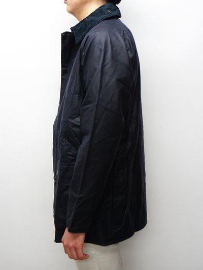 画像2: Barbour(バブァー)Beaufort Jacket SL(スリムフィットビューフォートジャケット)/Navy(ネイビー)