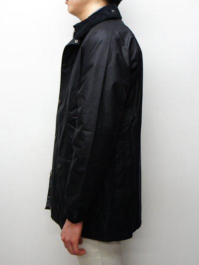 画像2: Barbour(バブァー)Beaufort Jacket SL(スリムフィットビューフォートジャケット)/Black(ブラック)