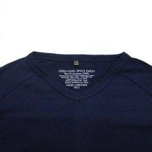 他の写真2: Nigel Cabourn(ナイジェル・ケーボン)3-PACK GYM TEES(3パックジムTシャツ)/Dk.Navy(ダークネイビー)