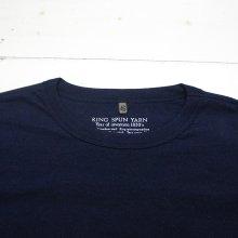 他の写真1: Nigel Cabourn(ナイジェル・ケーボン)3-PACK GYM TEES(3パックジムTシャツ)/Dk.Navy(ダークネイビー)