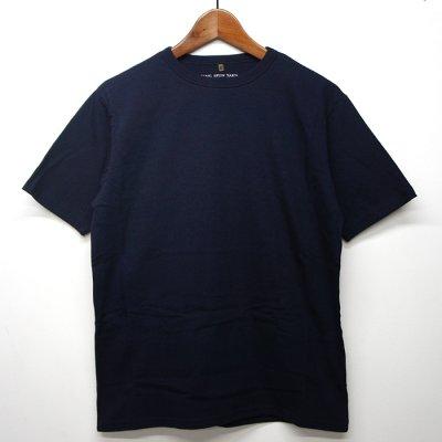 画像2: Nigel Cabourn(ナイジェル・ケーボン)3-PACK GYM TEES(3パックジムTシャツ)/Dk.Navy(ダークネイビー)