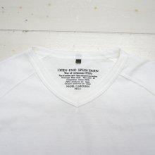 他の写真2: Nigel Cabourn(ナイジェル・ケーボン)3-PACK GYM TEES(3パックジムTシャツ)/White(ホワイト)