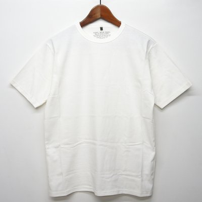 画像2: Nigel Cabourn(ナイジェル・ケーボン)3-PACK GYM TEES(3パックジムTシャツ)/White(ホワイト)