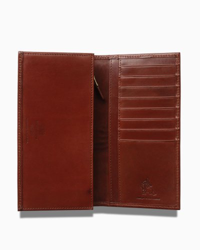 画像2: Whitehouse Cox(ホワイトハウスコックス)S9697 Long Wallet(ロングウォレット)/Antique(アンティーク)