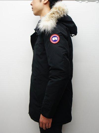 画像2: CANADA GOOSE(カナダグース)CHATEAU PARKA FF(シャトー)/BLACK(ブラック)