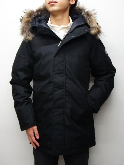 画像1: PYRENEX(ピレネックス)ANNECY JACKET(アヌシージャケット)/Black(ブラック)