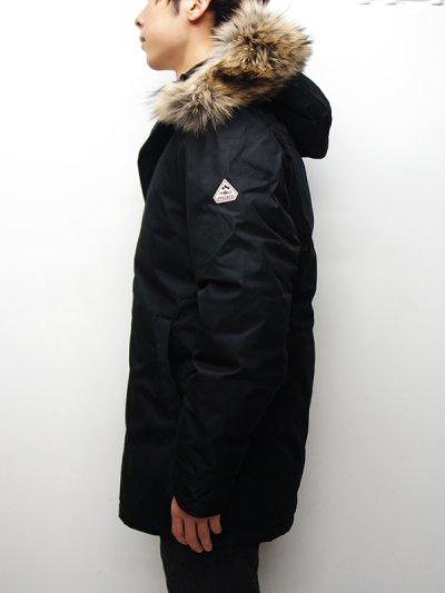 画像2: PYRENEX(ピレネックス)ANNECY JACKET(アヌシージャケット)/Black(ブラック)