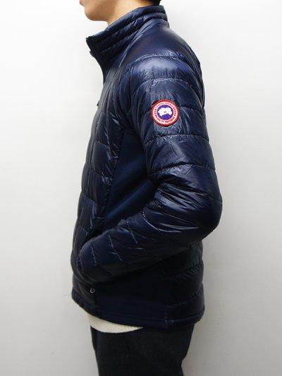 画像2: '18 F/W New!!CANADA GOOSE(カナダグース)HYBRIDGE LITE JACKET(ハイブリッジライトジャケット)/ADMIRAL BLUE(アドミラルブルー)