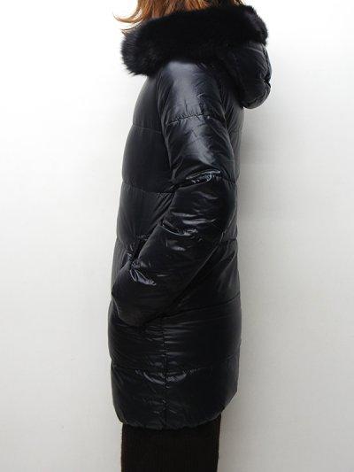 画像2: '18-19 F/W New!!DUVETICA(デュベティカ)KAPPADUE(カッパドゥエ)Black Fur-Fox/999ALL(all black)オールブラック