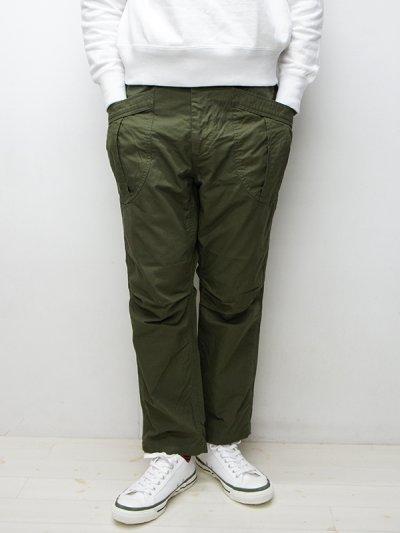 画像1: A VONTADE(アボンタージ)Fatigue Trousers(ファティーグトラウザー)Army Ripstop/Olive(オリーブ)【裾上げ無料】