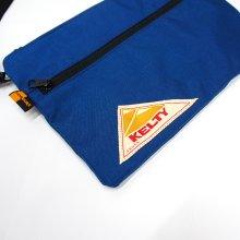 """他の写真2: KELTY(ケルティ)VINTAGE FLAT POUCH""""SM""""(ヴィンテージ・フラットポーチSM)/New Red(ニューレッド)・New Blue(ニューブルー)"""
