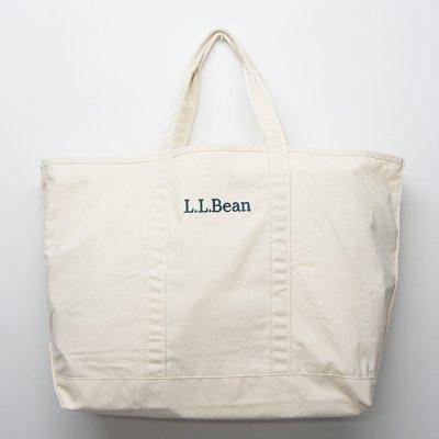 画像1: L.L.Bean(エルエルビーン)Grocery Tote(グローサリー・トート)/Natural(ナチュラル)