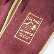 他の写真1: ISLAND SLIPPER(アイランドスリッパ)PT202 レザートングサンダル/Red(レッド)