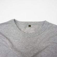 他の写真1: Nigel Cabourn(ナイジェル・ケーボン)3-PACK GYM TEES(3パックジムTシャツ)/Grey(グレー)
