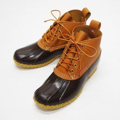 """画像1: L.L.Bean(エルエルビーン)Bean Boots 6""""(ビーンブーツ・6インチ)/Tan×Brown(タン×ブラウン)"""