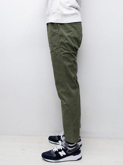 画像2: GRAMICCI(グラミチ)NN-Pants Just Cut(NNパンツジャストカット)/Olive(オリーブ)【裾上げ無料】