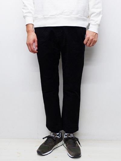 画像1: GRAMICCI(グラミチ)NN-Pants Just Cut(NNパンツジャストカット)/Black(ブラック)【裾上げ無料】
