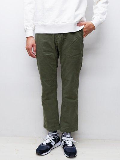 画像1: GRAMICCI(グラミチ)NN-Pants Just Cut(NNパンツジャストカット)/Olive(オリーブ)【裾上げ無料】