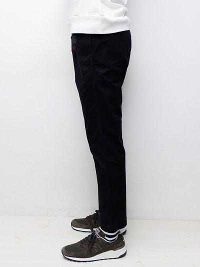画像2: GRAMICCI(グラミチ)NN-Pants Just Cut(NNパンツジャストカット)/Black(ブラック)【裾上げ無料】