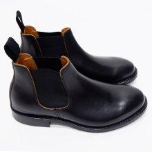 他の写真1: WHEEL ROBE(ウィールローブ)ELASTIC SIDE BOOTS(エラスティックサイドブーツ)/Black(ブラック)
