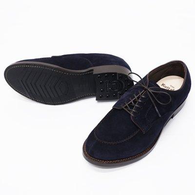 画像2: Rutt shoes(ラッドシューズ)SPLIT V-TIP OXFORD(スプリットVチップオックスフォード)/Dk.Navy(ダークネイビー)