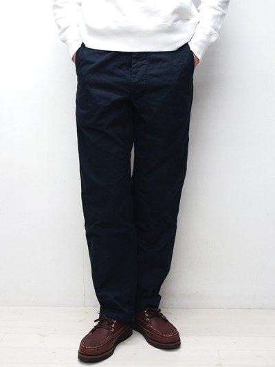 画像1: A VONTADE(アボンタージ)Classic Chino Trousers(クラシックチノトラウザー)Regular Fit/Dk.Navy(ダークネイビー)【裾上げ無料】