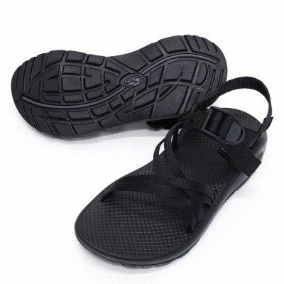 画像2: Chaco(チャコ)Z Cloud X Sandal(ZクラウドXサンダル)Women's/Black(ブラック)