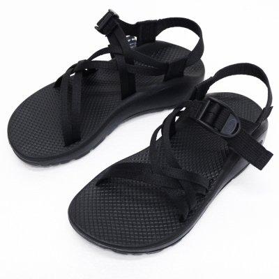 画像1: Chaco(チャコ)Z Cloud X Sandal(ZクラウドXサンダル)Women's/Black(ブラック)