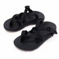"Chaco(チャコ)TEGU(テグ)""30th Anniversary Model""Men's/Black(ブラック)"