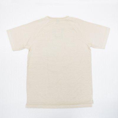 """画像2: Good On(グッドオン)Short Sleeve Heavy Raglan Pocket Tee(ショートスリーブヘビーラグランポケットTシャツ)""""Pigment Dye""""/Natural(ナチュラル)"""
