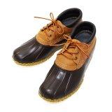 L.L.Bean(エルエルビーン)Gum Shoes(ガムシューズ)/Tan×Brown(タン×ブラウン)