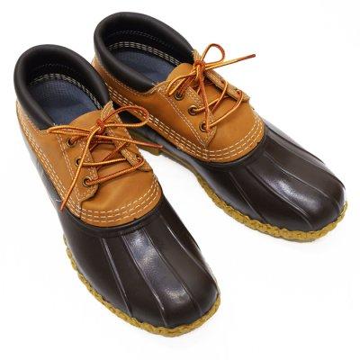 画像2: L.L.Bean(エルエルビーン)Gum Shoes(ガムシューズ)/Tan×Brown(タン×ブラウン)