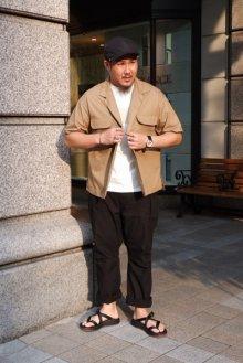 他の写真1: A VONTADE(アボンタージ)Fatigue Trousers(ファティーグトラウザー)Army Ripstop/Black(ブラック)【裾上げ無料】