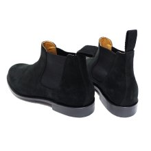 他の写真3: WHEEL ROBE(ウィールローブ)ELASTIC SIDE BOOTS(エラスティックサイドブーツ)/Black Suede(ブラックスエード)