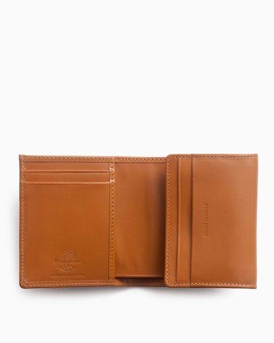 画像2: Whitehouse Cox(ホワイトハウスコックス)S1975 Compact Wallet(コンパクトウォレット)/Newton(ニュートン)