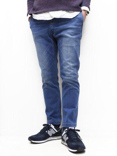 画像1: GRAMICCI(グラミチ)Denim NN-Pants Just Cut(デニムNNパンツジャストカット)/Dark Used(ダークユーズド)【裾上げ無料】