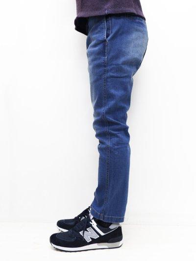 画像2: GRAMICCI(グラミチ)Denim NN-Pants Just Cut(デニムNNパンツジャストカット)/Dark Used(ダークユーズド)【裾上げ無料】