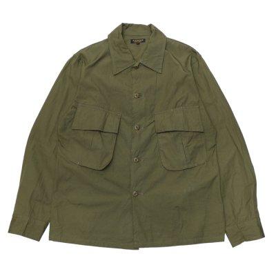 画像1: A VONTADE(アボンタージ)Combat Tropical Short Jacket(コンバットトロピカルショートジャケット)/Olive(オリーブ)