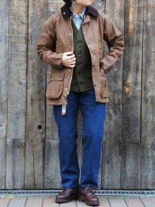 他の写真1: Barbour(バブァー)Bedale Jacket SL(スリムフィットビデイルジャケット)/Bark(ブラウン)