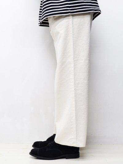 画像2: A VONTADE(アボンタージ)Type 45 Chino Trousers(タイプ45チノトラウザー)Wide Fit/Natural(ナチュラル)【裾上げ無料】