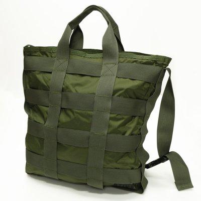 画像2: MIS(エムアイエス)TACTICAL CARRY BAG(タクティカルキャリーバッグ)/Olive(オリーブ)