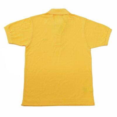 画像2: LACOSTE(ラコステ)Classic Pique Polo Shirt(クラシックピケポロシャツ)/Jaune(イエロー)※Imported from France