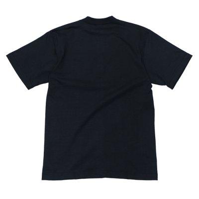 画像2: CAMBER(キャンバー)Max Weight Crew Neck Pocket Tee(マックスウエイトクルーネックポケット付Tシャツ)8oz/Black(ブラック)
